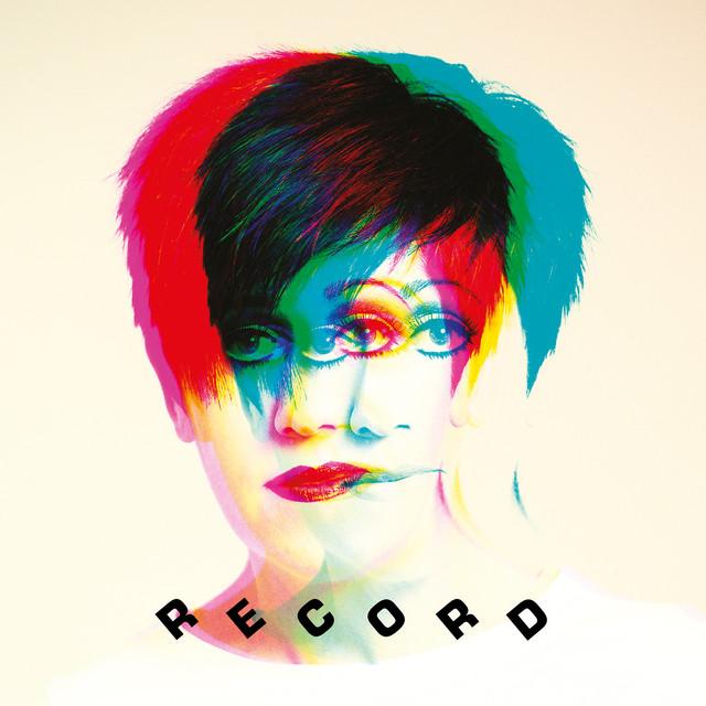 Skivomslag för Tracey Thorn: Record