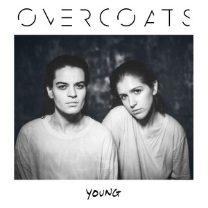 Album cover for Young by Overcoats