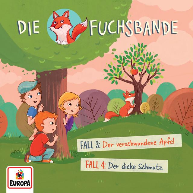 002 - Fall 3: Der verschwundene Apfel  -  Fall 4: Der dicke Schmutz Cover
