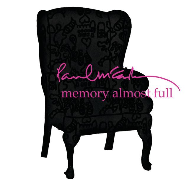 Paul McCartney Memory Almost Full (Slidepac - International) album cover
