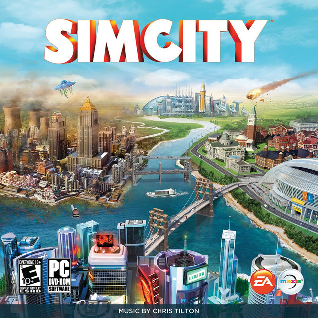 SimCity By EA Games Soundtrack On Spotify