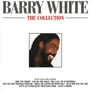 Barry White You're the First, My Last, My Everything cover
