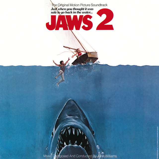 Jaws 2 (Original Motion Picture Soundtrack) Albumcover