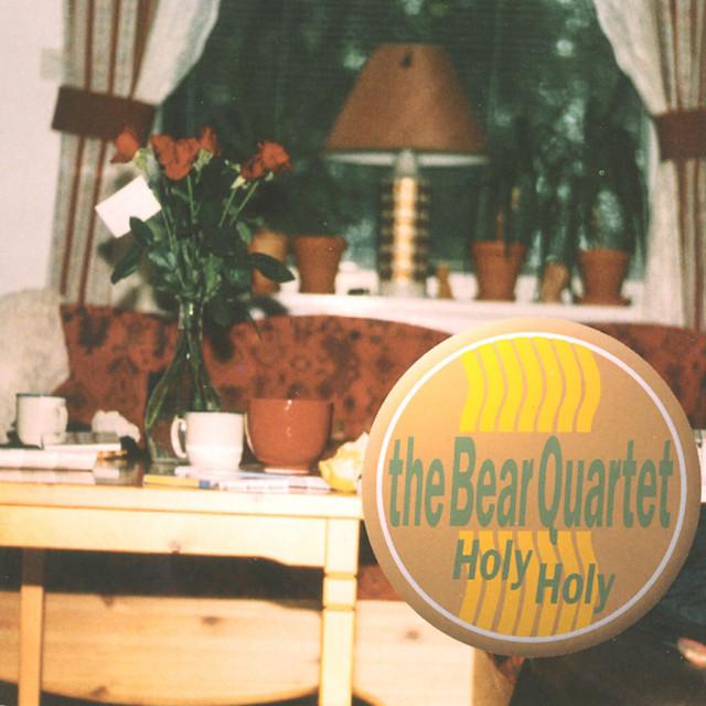 Skivomslag för Bear Quartet: Holy Holy