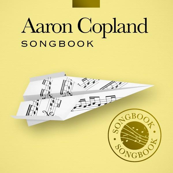 Aaron Copland - Songbook Albumcover