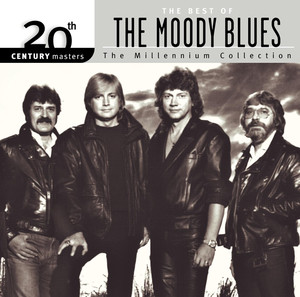 The Moody Blues Never Comes the Day cover