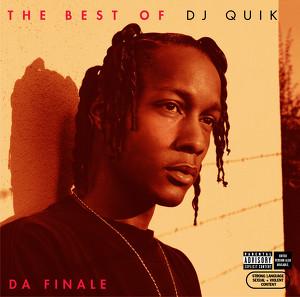The Best of DJ Quik - Da Finale Albumcover