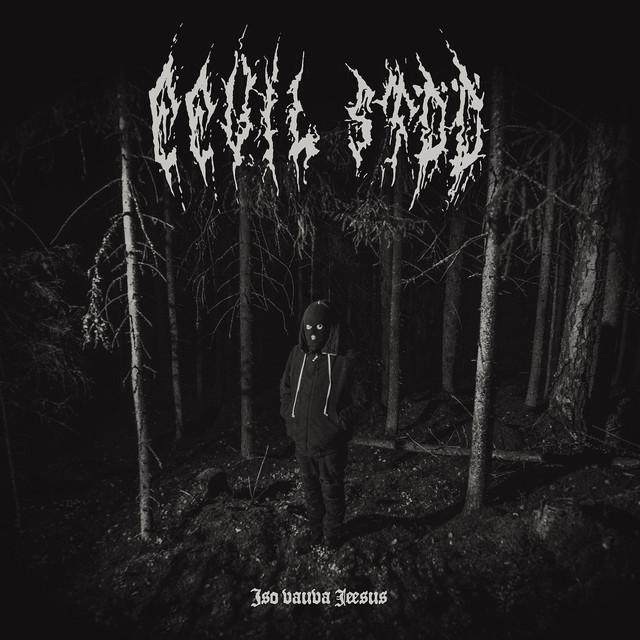 Album cover for Iso vauva Jeesus by Eevil Stöö