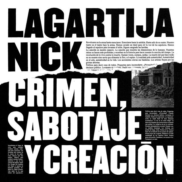 Crimen, Sabotaje Y Creación