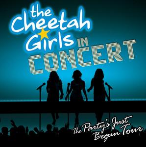 The Cheetah Girls - The Party's Just Begun Concert