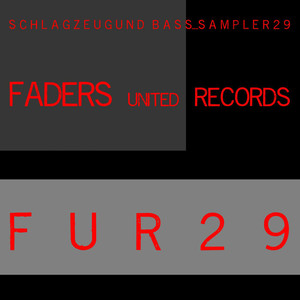 SCHLAGZEUG UND BASS_SAMPLER29 Albumcover