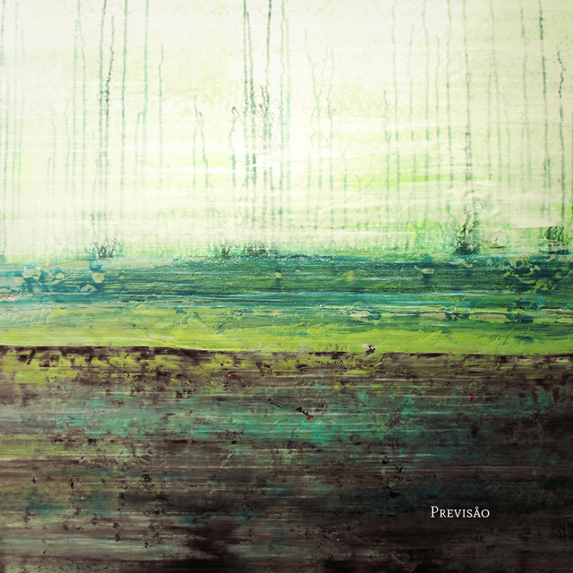 Album cover for Previsão by Brenky