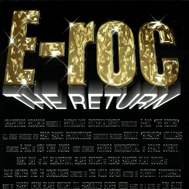 E-Roc The Return album cover