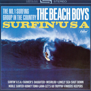 Cover Surfin' U.S.A.