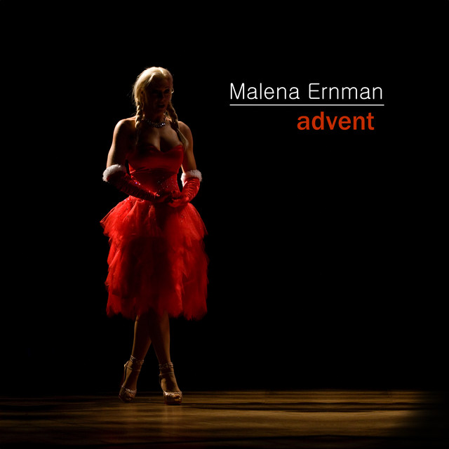 Album cover for Advent by Malena Ernman