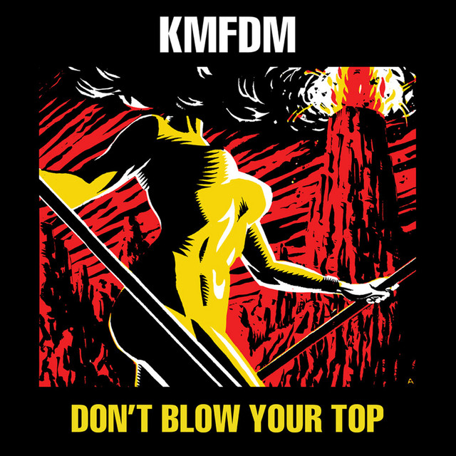 Don't Blow Your Top cover