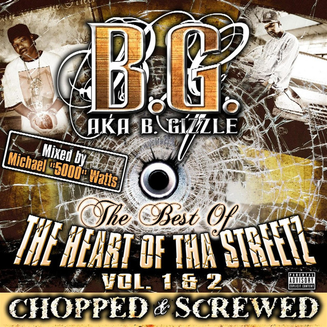 The Heart of tha Streetz, Volume 1
