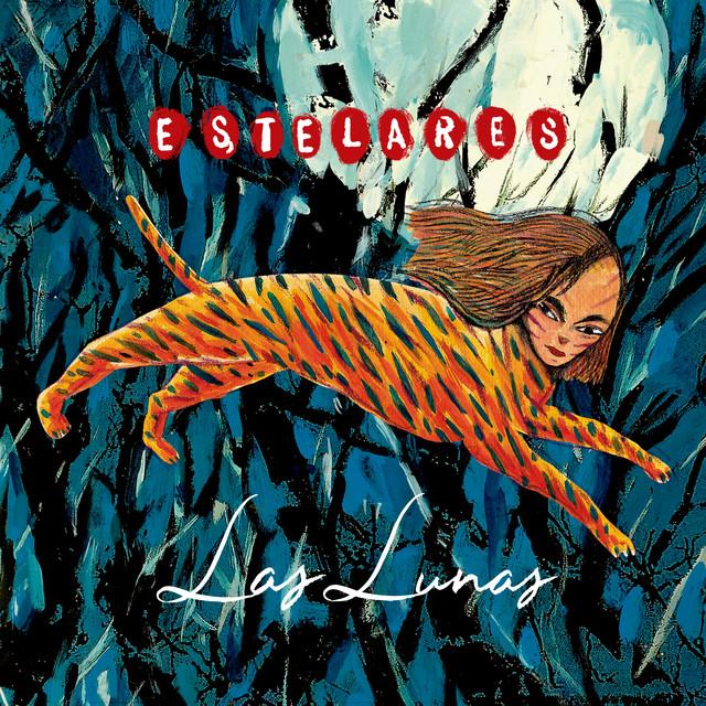 Album cover for Las Lunas by Estelares