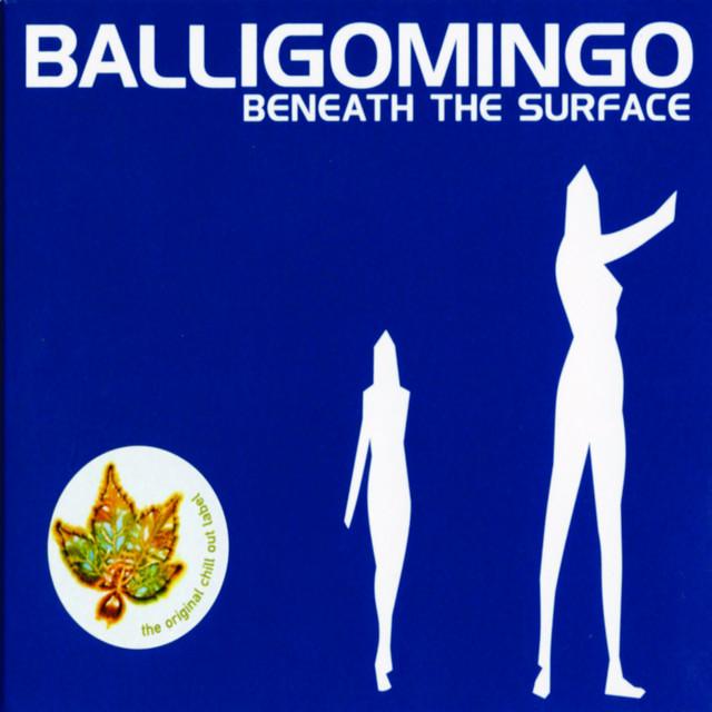 Balligomingo Beneath The Surface album cover