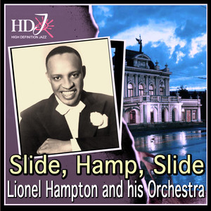 Bing Crosby with the Lionel Hampton Orchestra, Lionel Hampton, Lionel Hampton, Bing Crosby On the Sunny Side of the Street cover