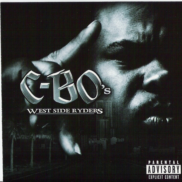 C-Bo West Side Ryders album cover