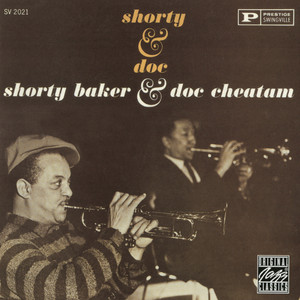Shorty Baker, Doc Cheatham I Didn't Know What Time It Was cover
