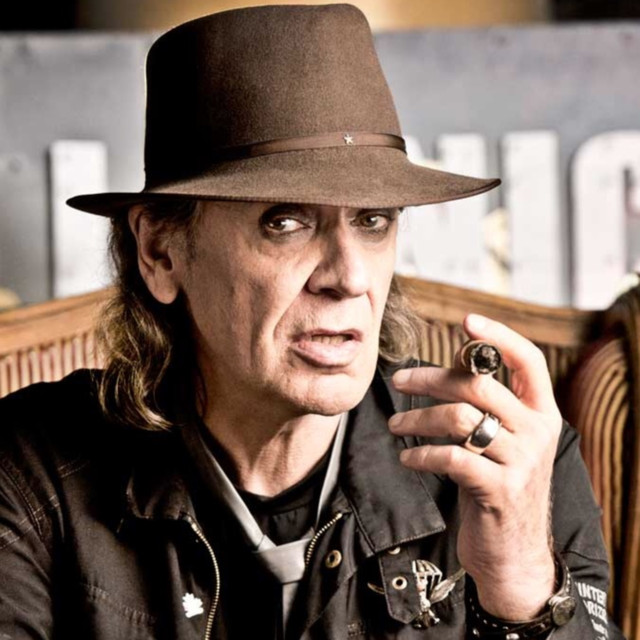 Udo Lindenberg, Freundeskreis You Can't Run Away cover