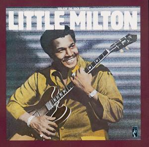 Little Milton Open The Door To Your Heart cover