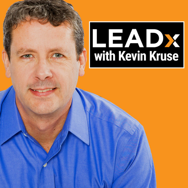 The LEADx Leadership Show with Kevin Kruse on Spotify