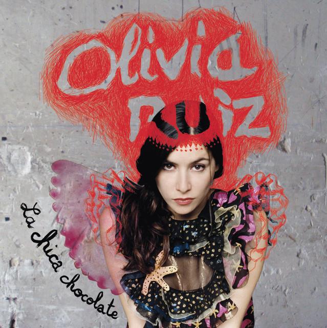 Olivia Ruiz La chica chocolate album cover
