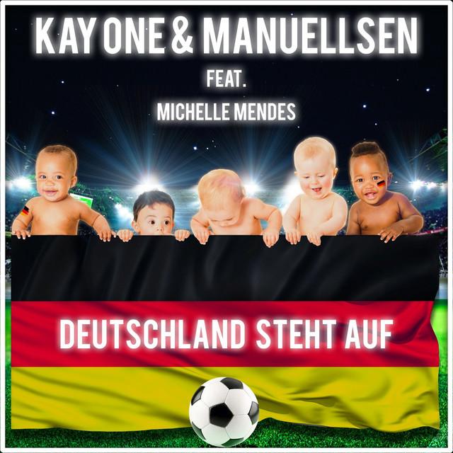 Kay One, Manuellsen Deutschland steht auf album cover
