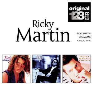 Ricky Martin Es Mejor Decirse Adios cover
