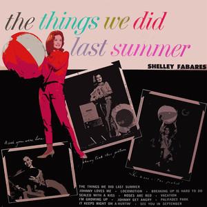 The Things We Did Last Summer album