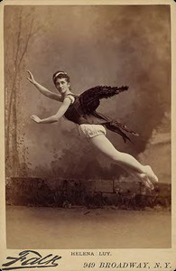 """Cabinet Cards, """"True to Nature"""""""
