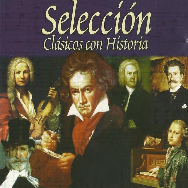 Selección Clásicos con Historia Albumcover