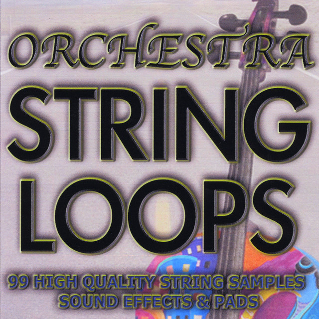 String Sound Effect Loop Sample Lo Scary Pads Violin, a song