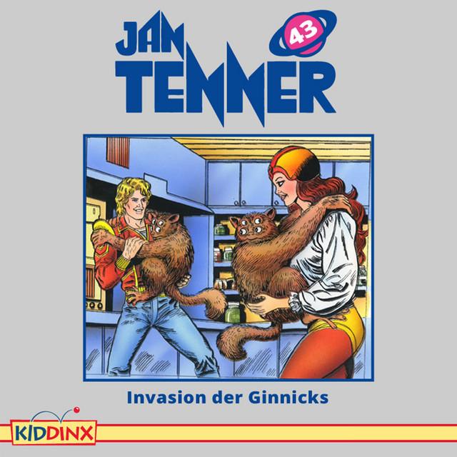 Folge 43: Invasion der Ginnicks von Jan Tenner