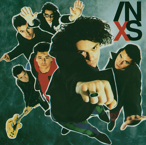 INXS Disappear cover