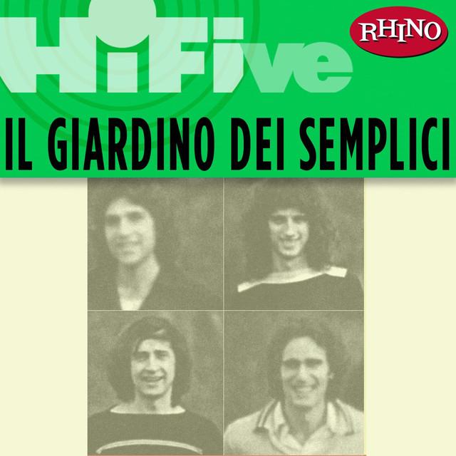Rhino hi five il giardino dei semplici by il giardino dei for M innamorai giardino dei semplici accordi