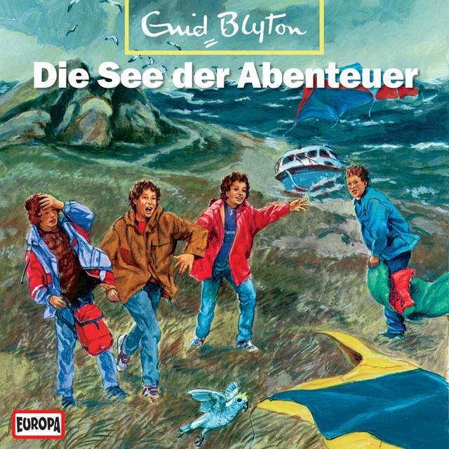 04 - Die See der Abenteuer Cover