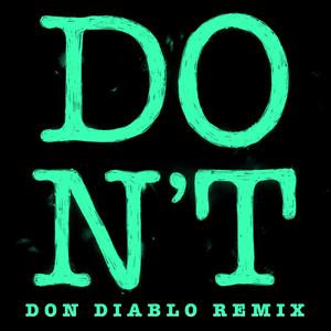 Don't (Don Diablo Remix) Albümü