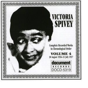 Victoria Spivey Vol. 4 1936-1937 album