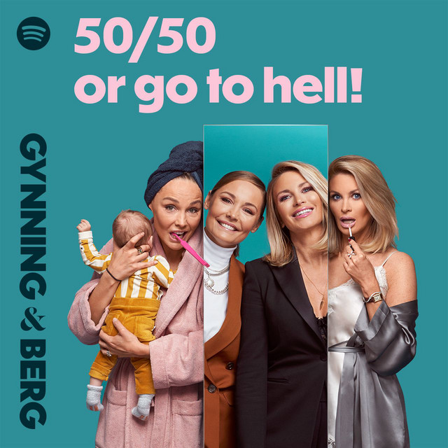 50/50 or go to hell!