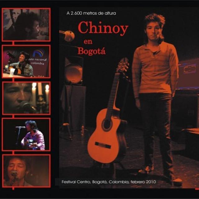 Chinoy en Bogotá (A 2.600 Metros de Altura) [En Vivo en el Festival Centro, Bogotá Febrero del 2010]