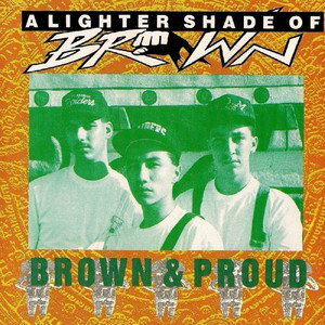 Brown & Proud album