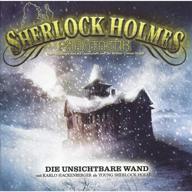 Sherlock Holmes Phantastik Cover