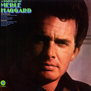 Merle Haggard, Merle Haggard and The Strangers Silver Wings cover