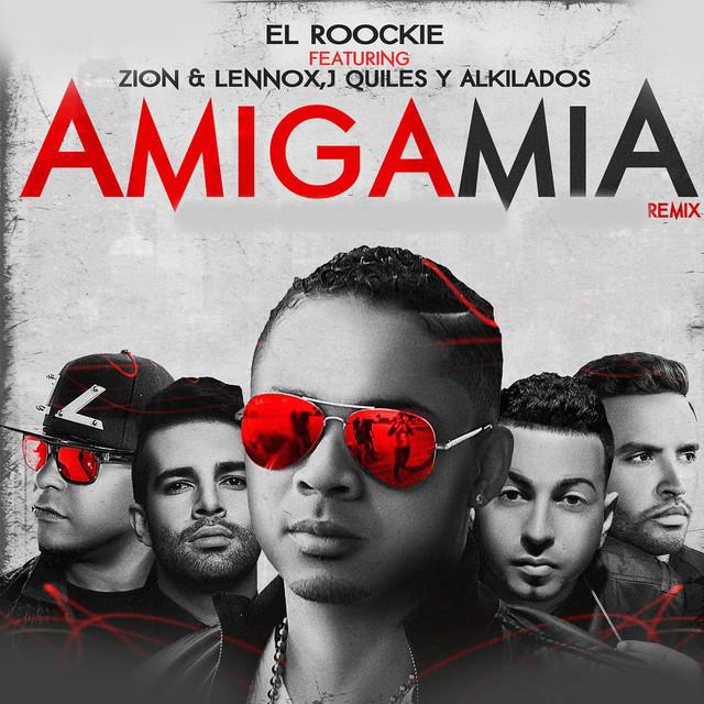 Amiga Mia (Remix) [feat. Zion & Lennox, J Quiles & Alkilados]