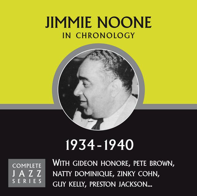 Jimmie Noone