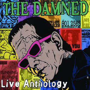 The Damned Plan 9 Channel 7 cover